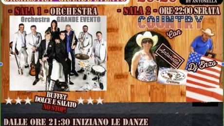 Grande Evento Calendario.Moreno Il Biondo Orchestra Grande Evento